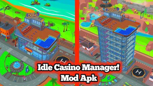 tải Idle Casino Manager mod money