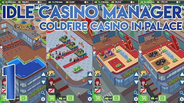 Idle Casino Manager - Tycoon Simulator mod nâng cấp