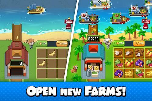 Idle Farm Tycoon mod vô hạn tiền