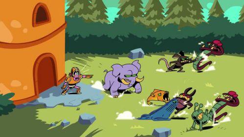 Idle Monster Frontier vô hạn đá quý