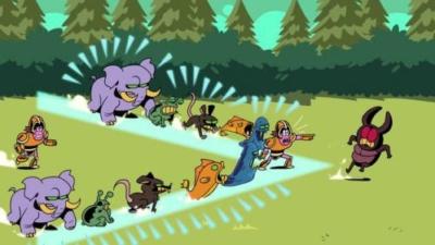 Idle Monster Frontier xây dựng quân đội