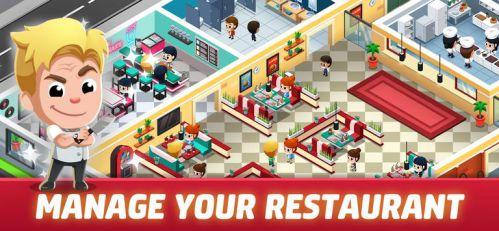 Game quản lý nhà hàng