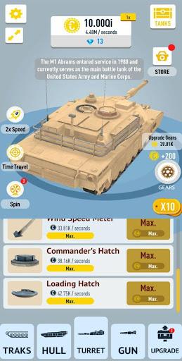 game mô phỏng xe tăng