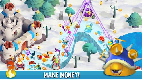Idle Tower Defense mod free shopping