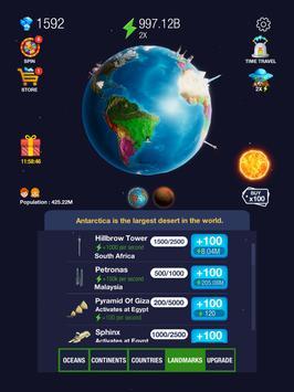 Idle World mô phỏng