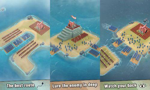 Island War mod tiền
