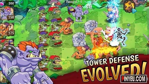 Tai Trolls vs Vikings 2 cho Android