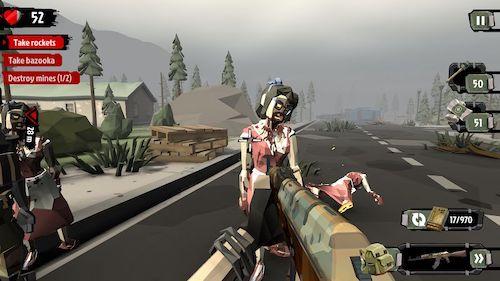 tải The Walking Zombie 2 mod apk
