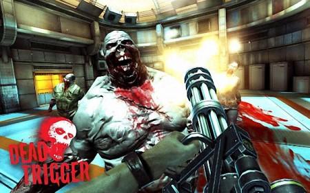 game offline DEAD TRIGGER