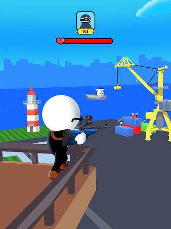 Johnny Trigger: Sniper Mod vô hạn tiền