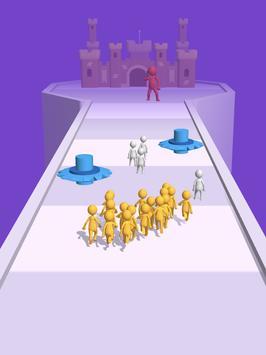 Join Clash 3D mod vô hạn tiền
