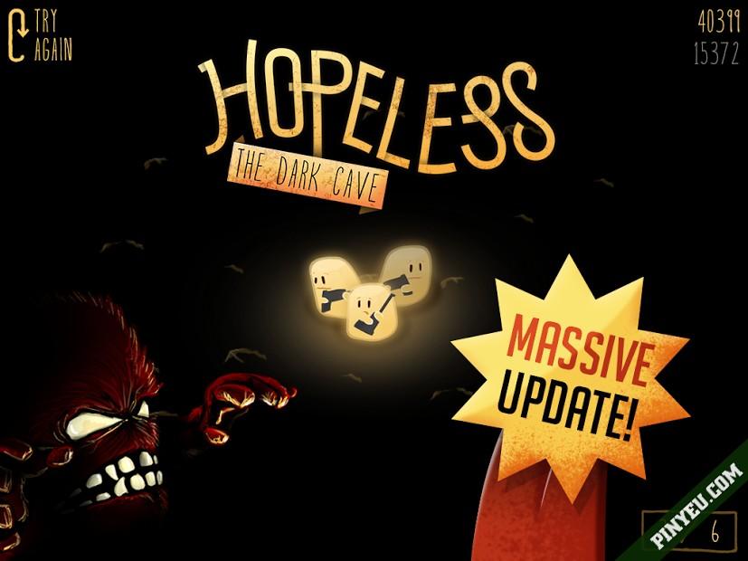 Hopeless: The Dark Cave mod tiền