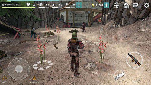 Dark Days: Zombie Survival mod vô hạn tiền