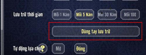 lưu game Khai Tông Lập Phái