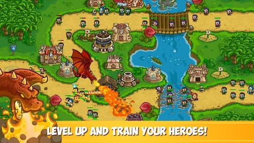 game chiến thuật hay