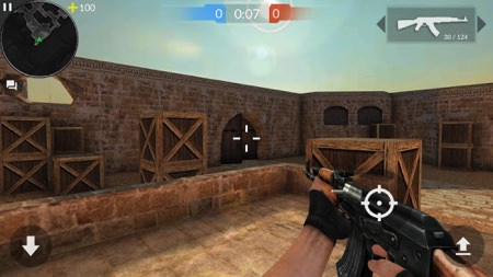 Tai game Critical Strike CS: Counter Terrorist Online cho android