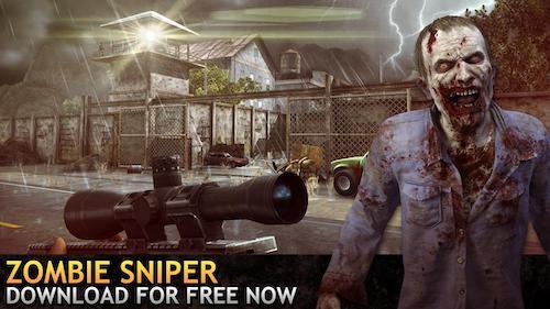 Last Hope Sniper game tiêu diệt zombie