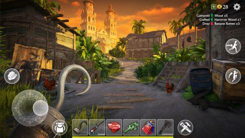 Last Pirate: Island Survival mod bất tử