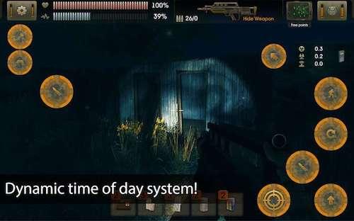 Game hành động bắn súng The Sun Origin mod apk