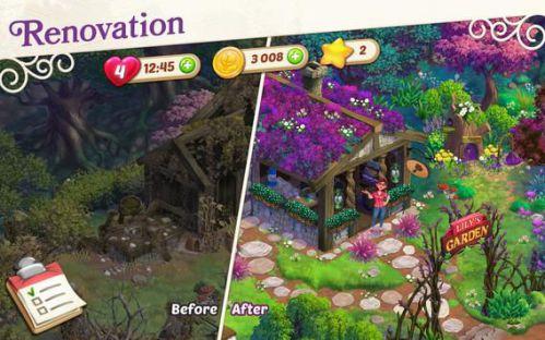 Lily's Garden mod vô hạn tiền