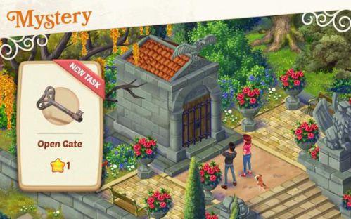 Lily's Garden xây dựng khu vườn