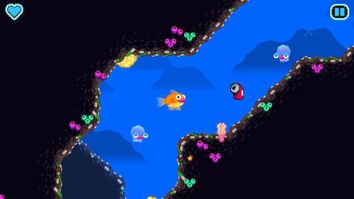 Game phiêu lưu đại dương