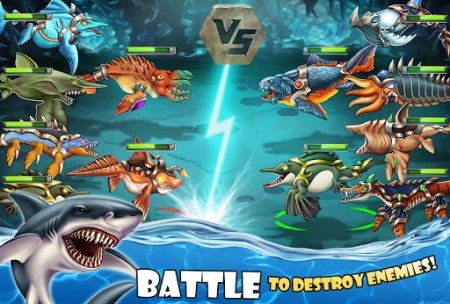 Tai Sea Monster City cho android