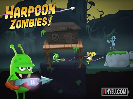 tai game Zombie Catchers