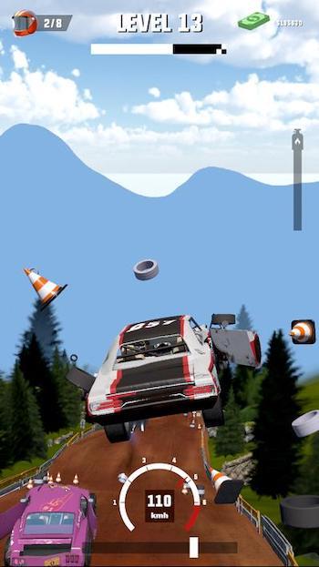 game đua xe điên