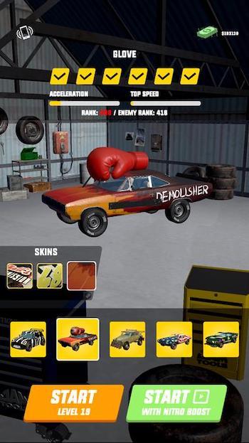 Mad Racing 3D mod vô hạn tiền