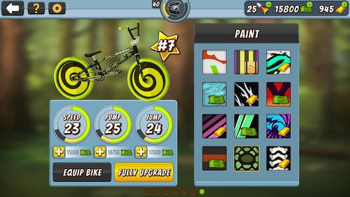 game lái xe đạp bmx