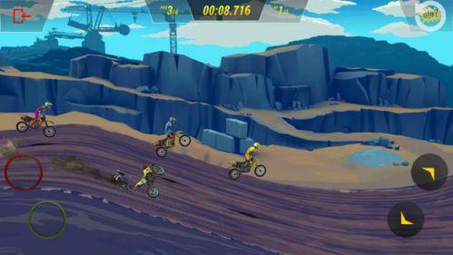 Mad Skills Motocross 3 mở khóa