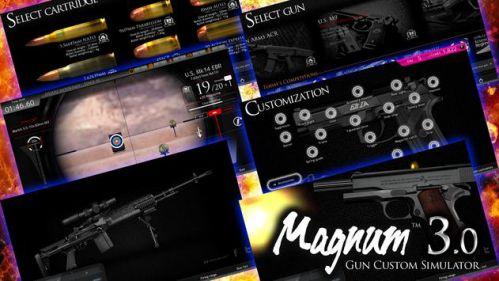 Magnum 3.0 Gun Custom Simulator hack tiền
