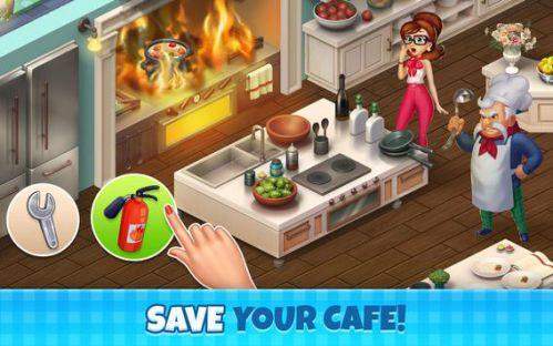 Manor Cafe Mod Money