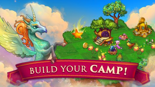 Tải Merge Dragons mod free shopping