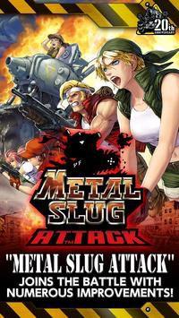 METAL SLUG ATTACK phòng thủ tháp