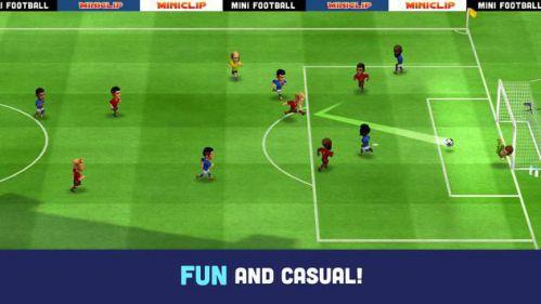 Mini Football game đá bóng