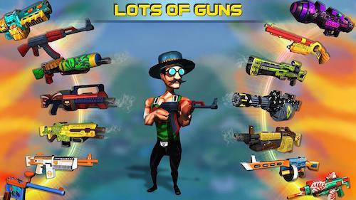 Mini Bắn súng: Trò chơi bắn súng