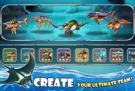 Tai game Sea Monster City mod