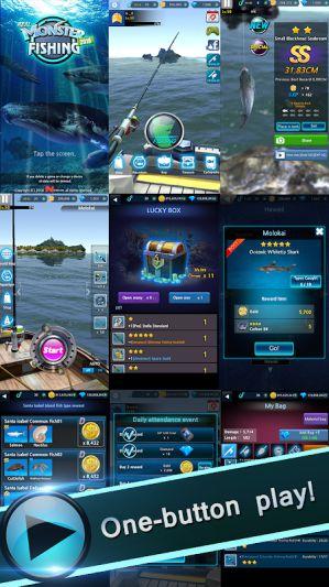 Game câu cá Monster Fishing 2020