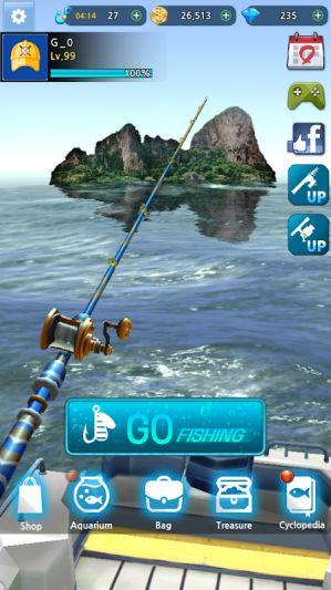 Tải game Monster Fishing 2020