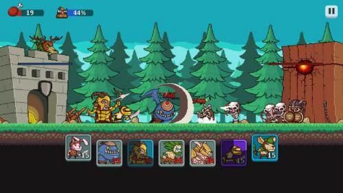 Monsters War game thủ tháp