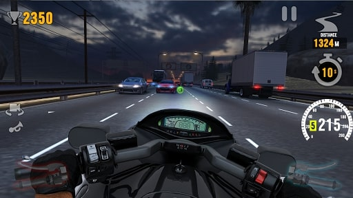 Motor Tour mod mở khóa siêu xe