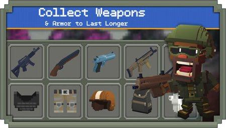 Tai game Guns Royale: Blocky Battlegrounds