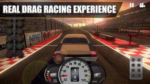 No Limit Drag Racing 2 mod vô hạn tiền