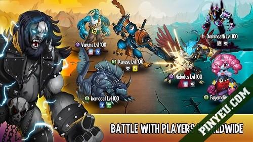 Game Monster Legends