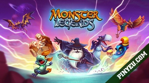 Tai game android hay Monster Legends
