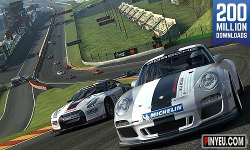 Tai game Real Racing 3