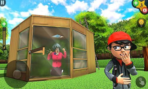 tải game Scary Teacher 3D mod money
