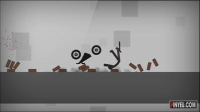tai game Stickman Dismounting